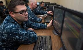 Navy Web based
