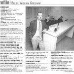 San Diego Buisness Journal Executive profile Bruce Gresham