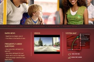 Rapid MTS web site