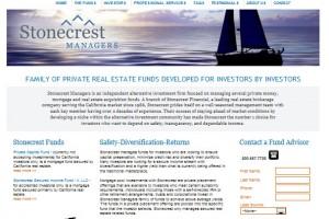 stonecrest web site