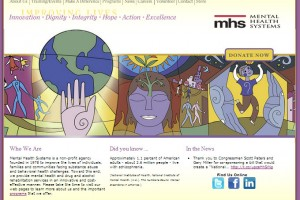 Mental Health Systems Web site