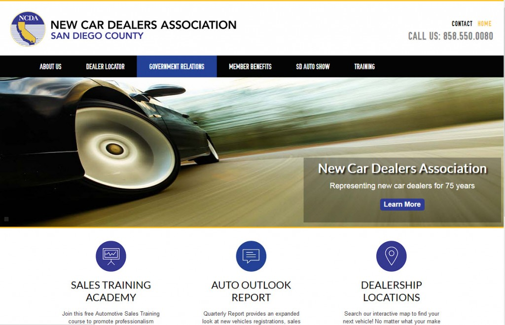 New Car Dealers Assocation